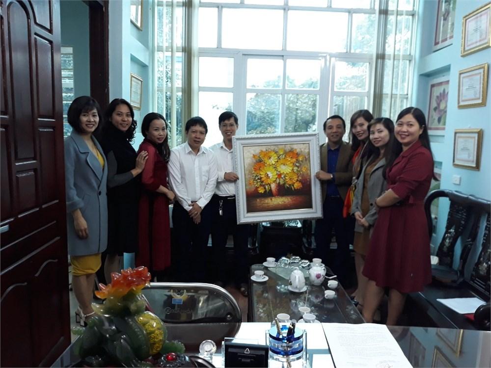 Bộ môn Tài chính – Ngân hàng thực tế tại Ngân hàng HTX Việt Nam – Chi nhánh Bắc Ninh