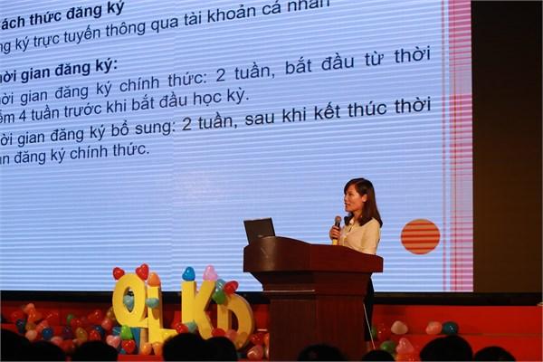 1.150 Tân sinh viên tham dự buổi lễ sôi động và ý nghĩa
