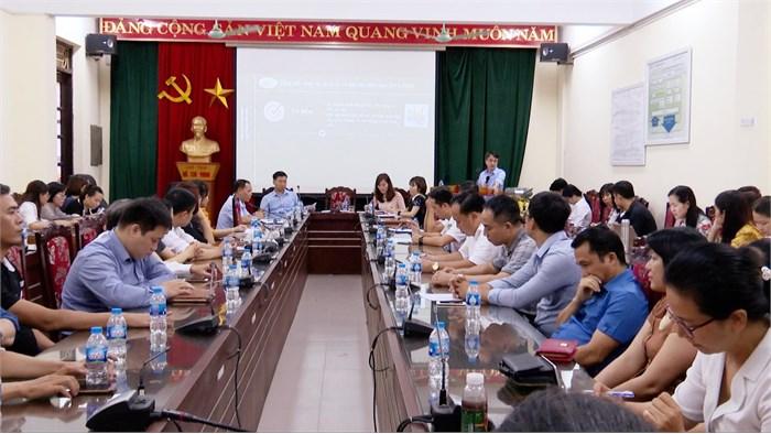 Hội nghị viên chức, người lao động Khoa Quản lý kinh doanh năm học (2019 - 2020)