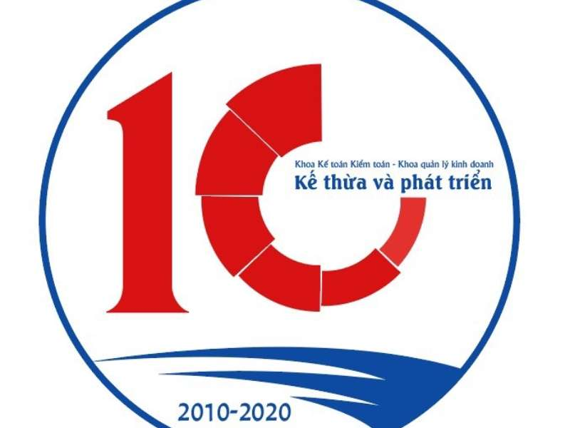Thông báo! Kế hoạch tổ chức Lễ kỷ niệm 10 năm thành lập Khoa Quản lý kinh doanh