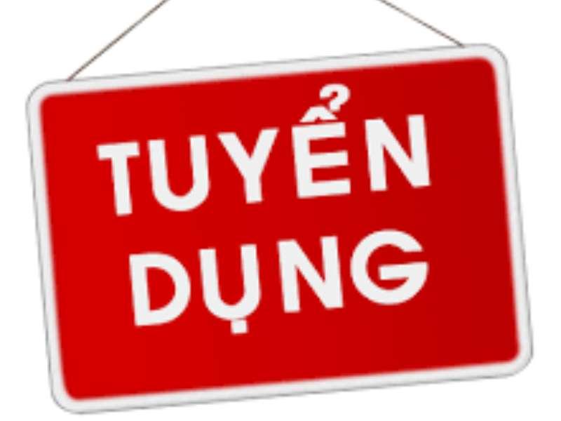 """Thông báo tuyển dụng của Công ty TNHH Sản xuất hàng tiêu dùng Bình Tiên - Chi nhánh BITI'S Miền Bắc"""""""